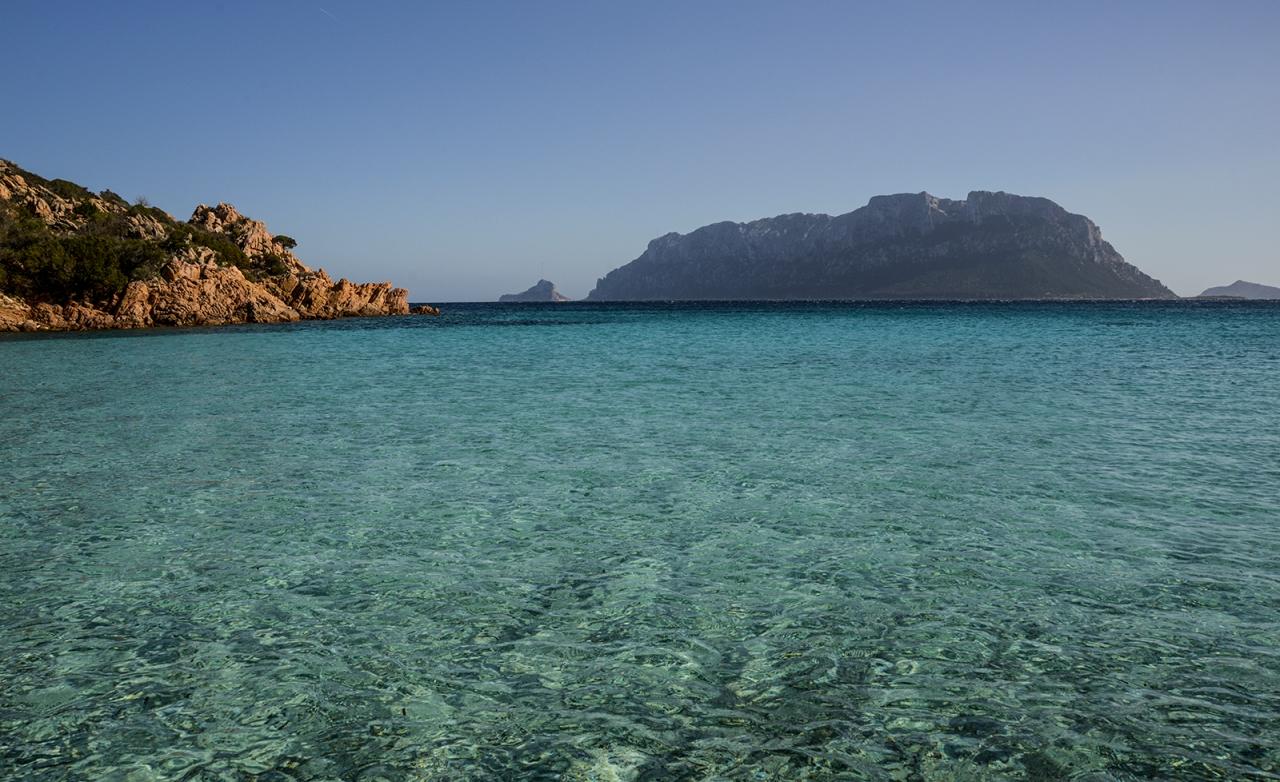 Spiaggia del dottore, water
