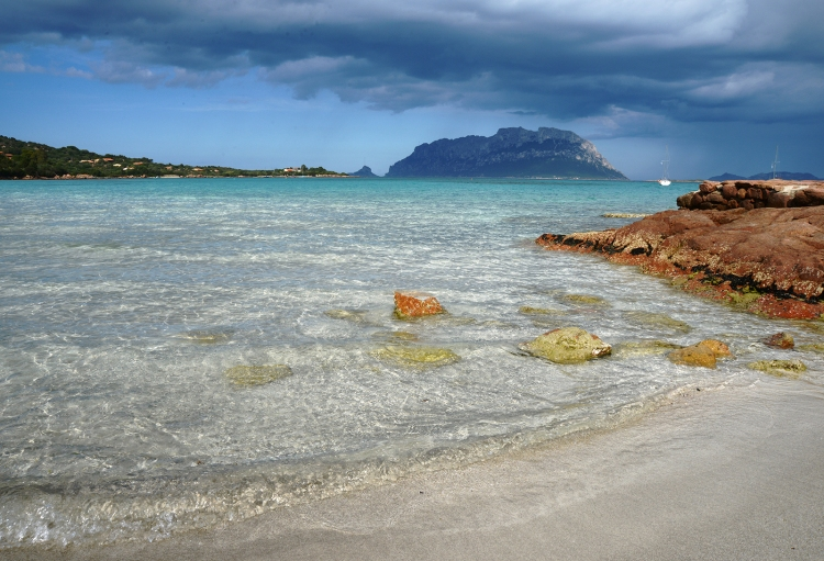 Porto Istana, the beach