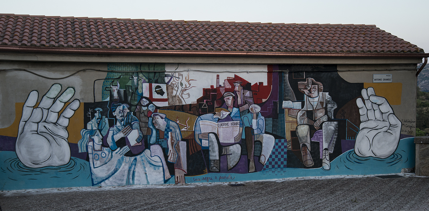 Murale_Armungia