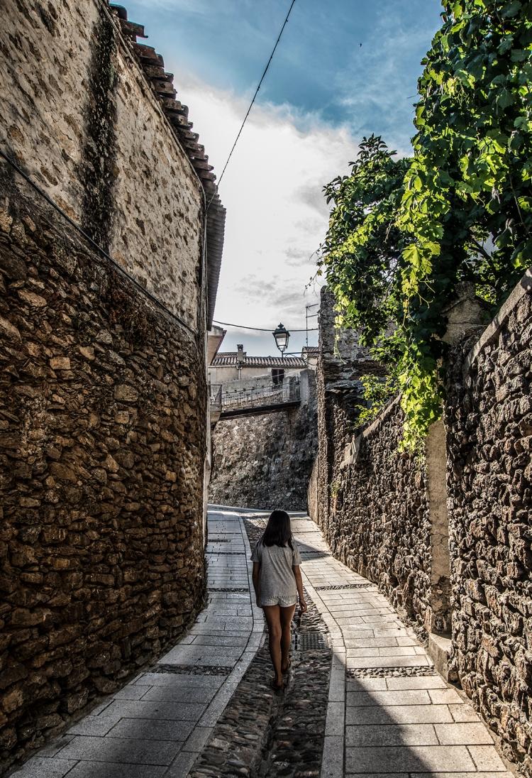 Armungia alley