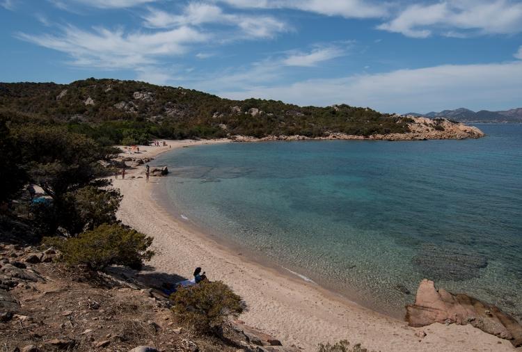 Poltu Casu beach