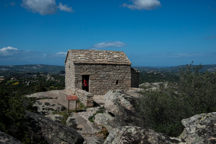 San Leonardo little church